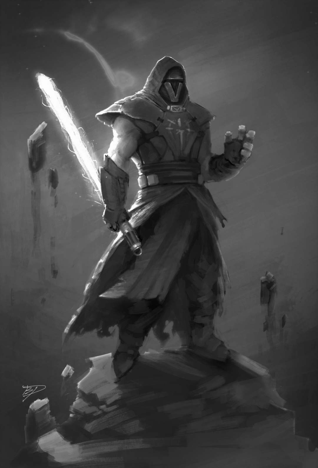 the_force_bw